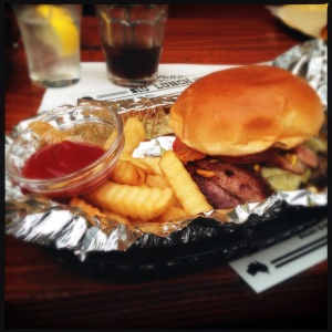 Oxford - Burger