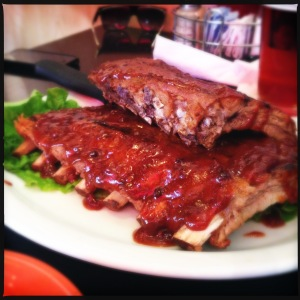 Big City Diner - Ribs