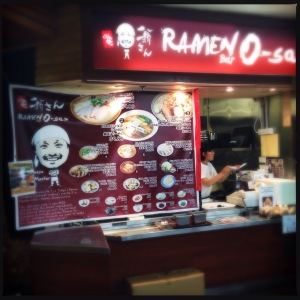 Ramen O-San Bar
